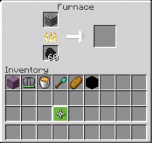 Add The Stone And Fuel To The Furnace