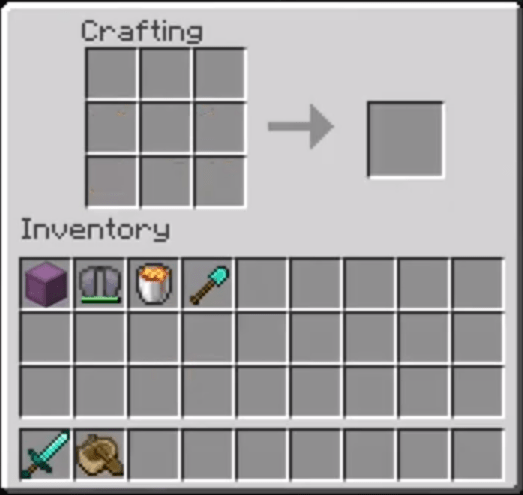 Move The Boat To Your Inventory