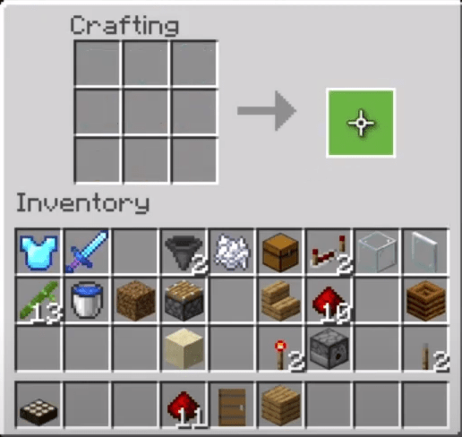 Move The Daylight Sensor To Your Inventory