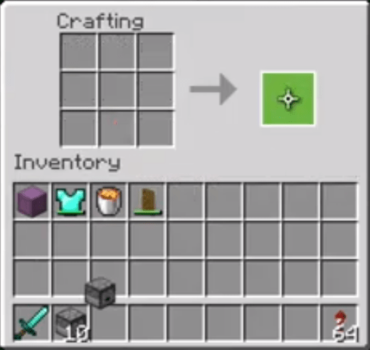 Move The Dropper To Your Inventory