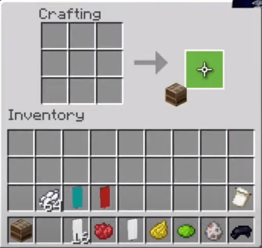 Move The Loom To Your Inventory