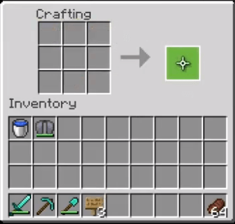 Move The Signs To Your Inventory