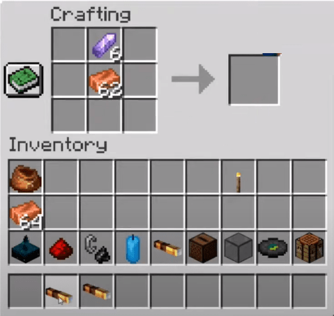 Move The Spyglass To Your Inventory