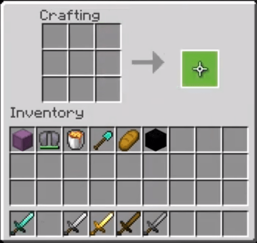 Move The Sword To Your Inventory