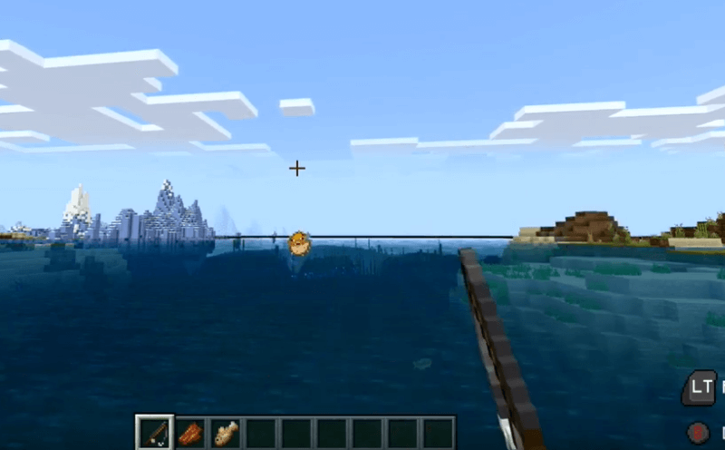 How to get pufferfish in Minecraft