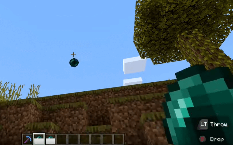 Throw The Ender Pearl