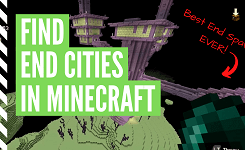 How to Find an End City in Minecraft