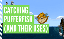 How To Catch Pufferfish In Minecraft