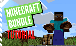 How To Make A Bundle In Minecraft