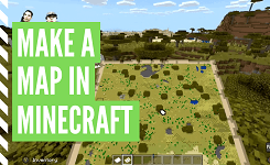 How To Make A Minecraft Map (With A Location Marker)