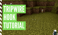How To Craft A Tripwire Hook