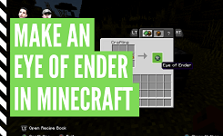 How To Get Eye Of Ender